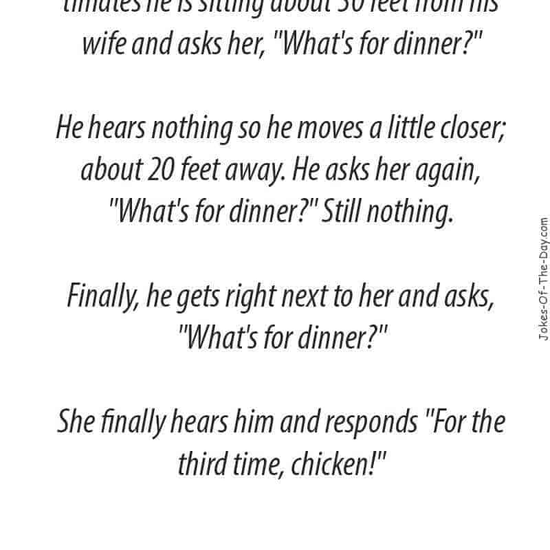 Funny Old Person Joke