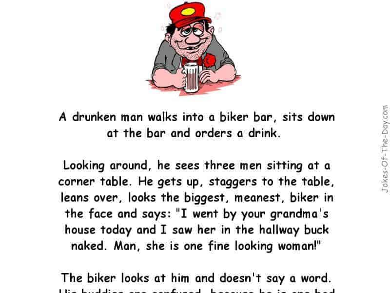 funny joke go home you're drunk