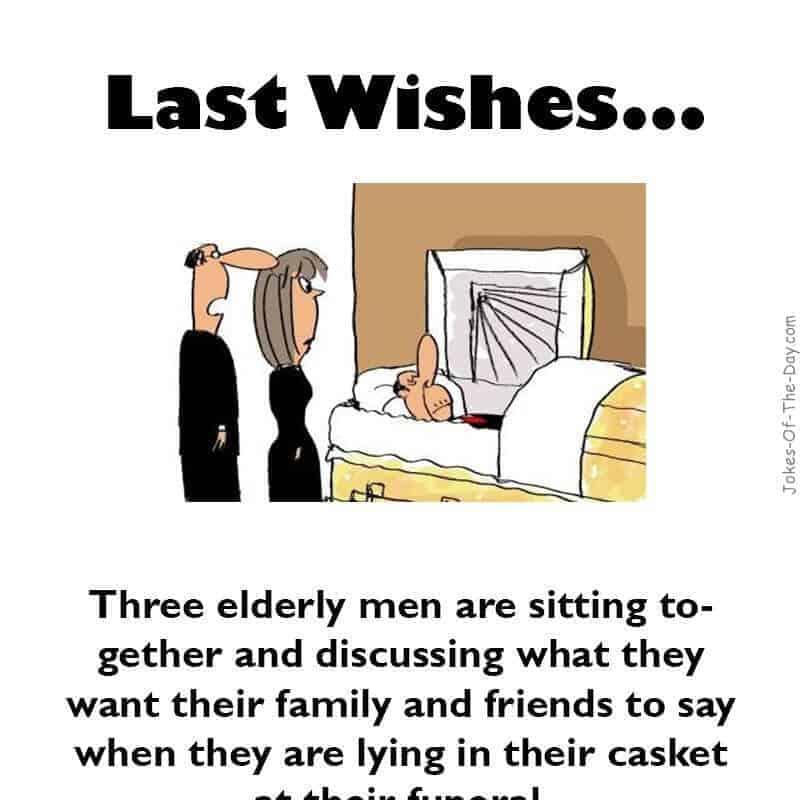 funny old man joke