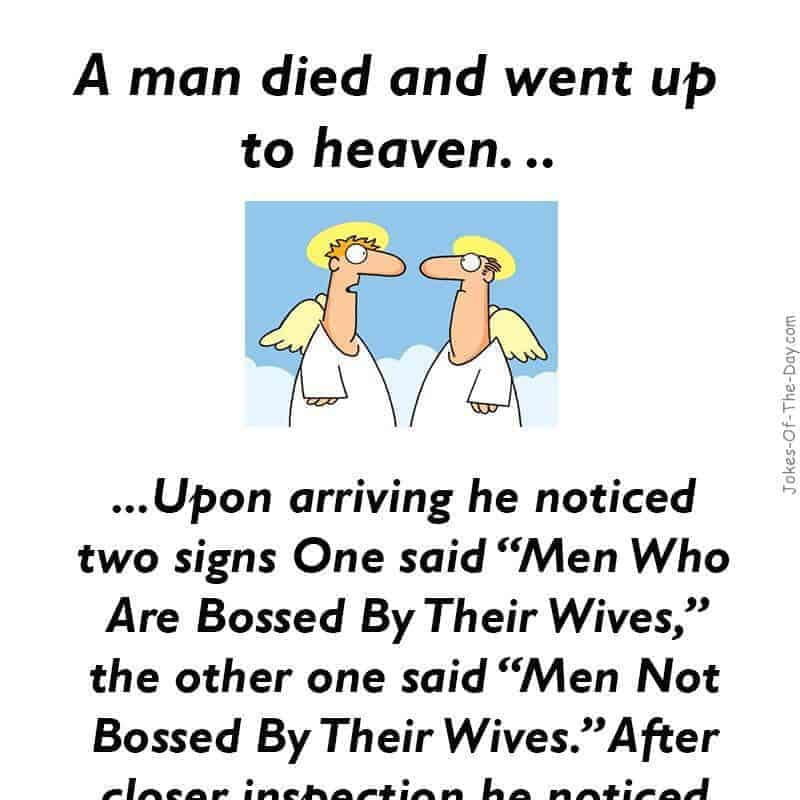 Funny Jokes: An Old Man On His Death-bed