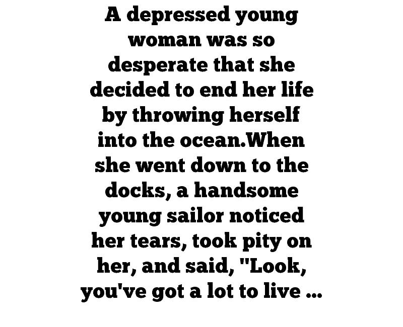 A Girl Stows-Away On A Ship