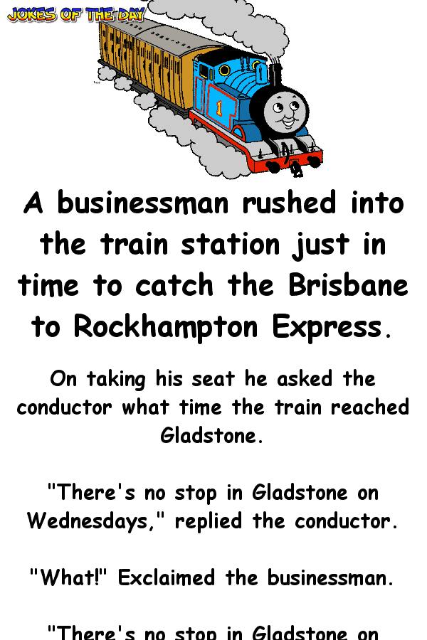 The conductor comes up with an unusual plan