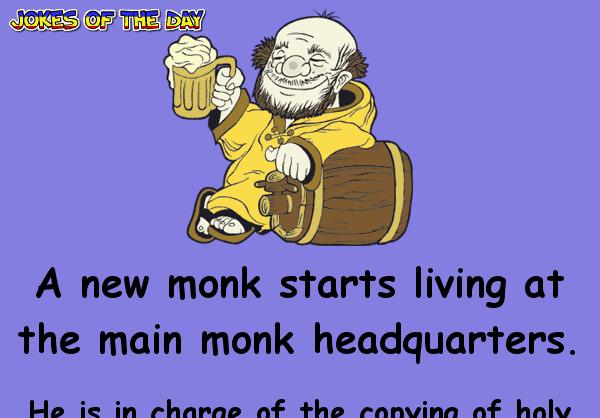 Clean Joke - Translating Monk Texts - spelling matters