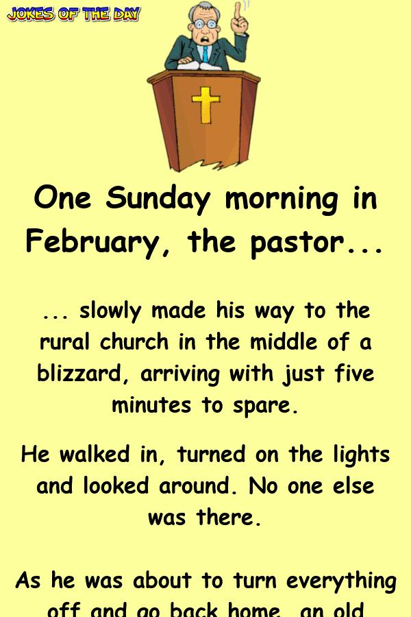 Sermon Jokes