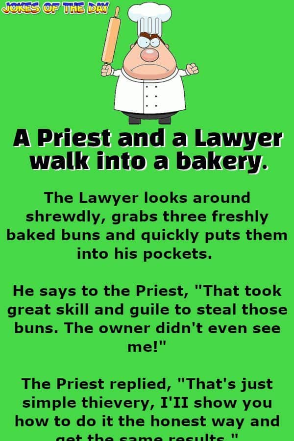 Simple joke of the day