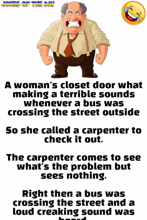 Jokesoftheday com - Silly Joke - The Husband Comes Home And Demands An Explanation